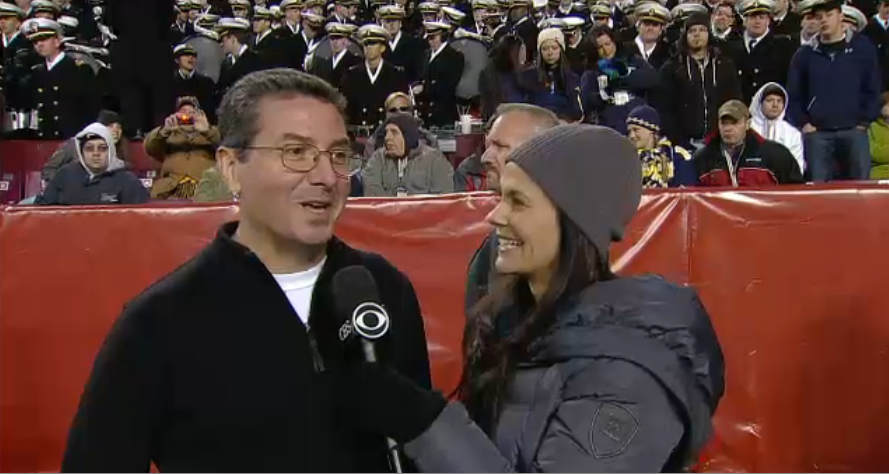 Army-Navy Game 2011: Dan Snyder Hopes To Create 'New Tradition' In ...