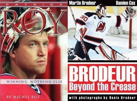 Ten Things Martin Brodeur Will Never Have Over Patrick Roy Eyes On