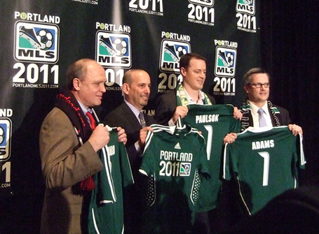 Today's Poll - The Timbers Just Got Official