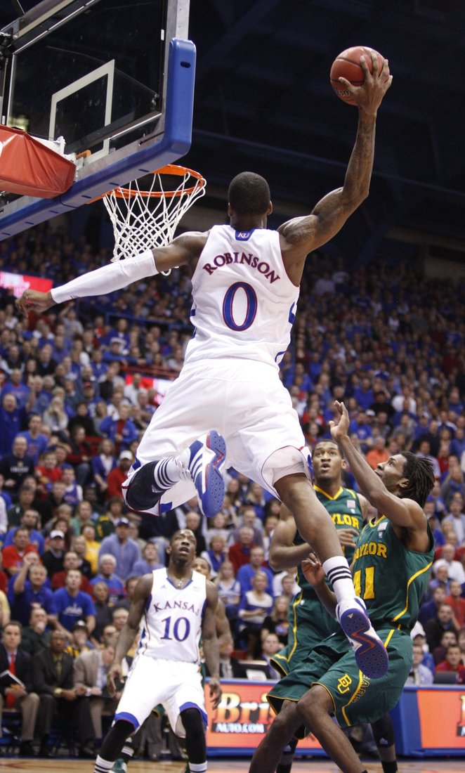 Kansas Basketball: A (Semi) Statistical Recap of Baylor ...