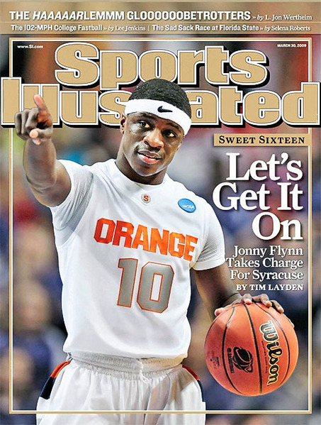 Sports Illustrated Cover Basketball