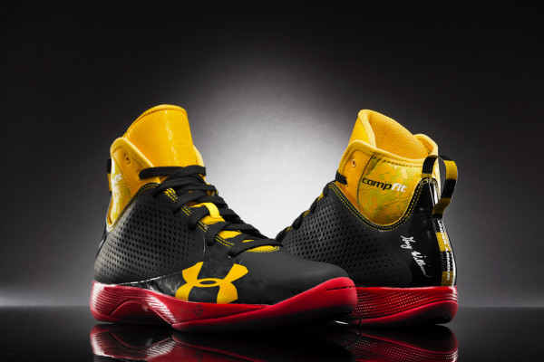 PHOTOS  Maryland Basketball Team To Wear Special Shoes For Gary    Under Armour Basketball Shoes 2012
