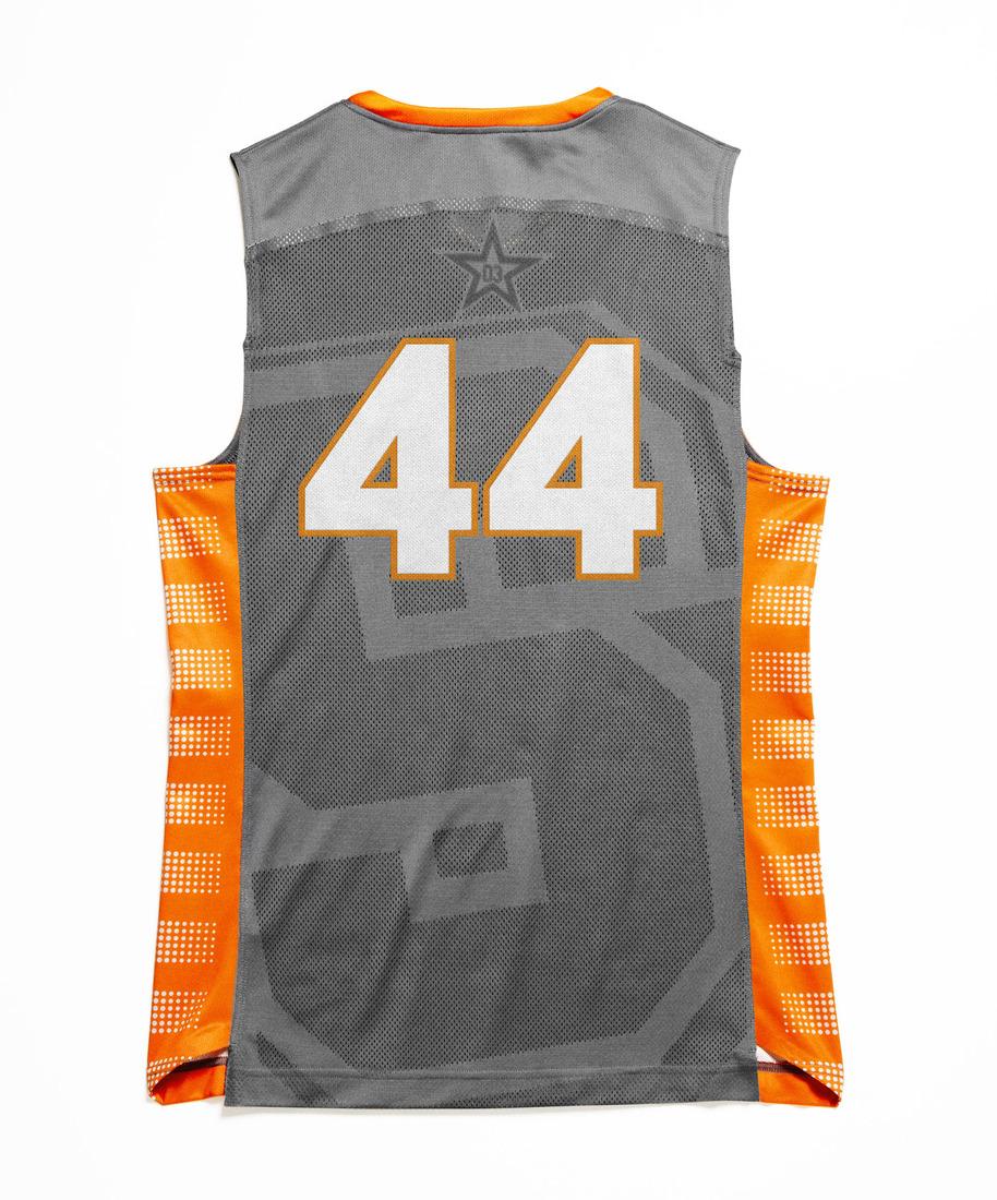 Basketball PHOTOS:  Elite Hyper Platinum Nike Syracuse