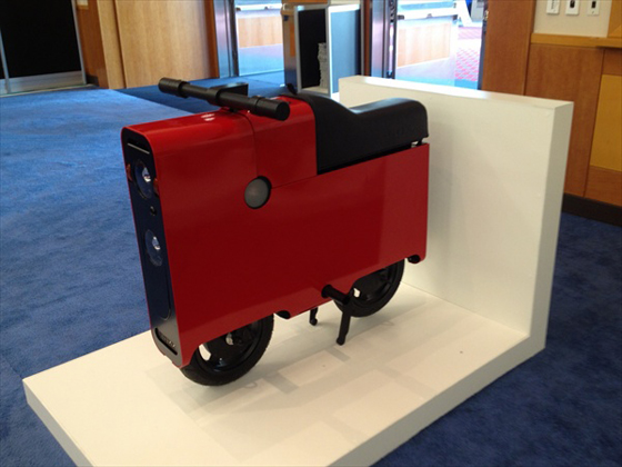 Boxx Meter High Electric Moped Promises 80 Miles On A Charge The