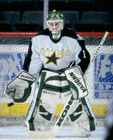 Former NHL goaltender Roman Turek will return to the ice for the Dallas Stars, and could be playing as soon as tomorrow night's game aga