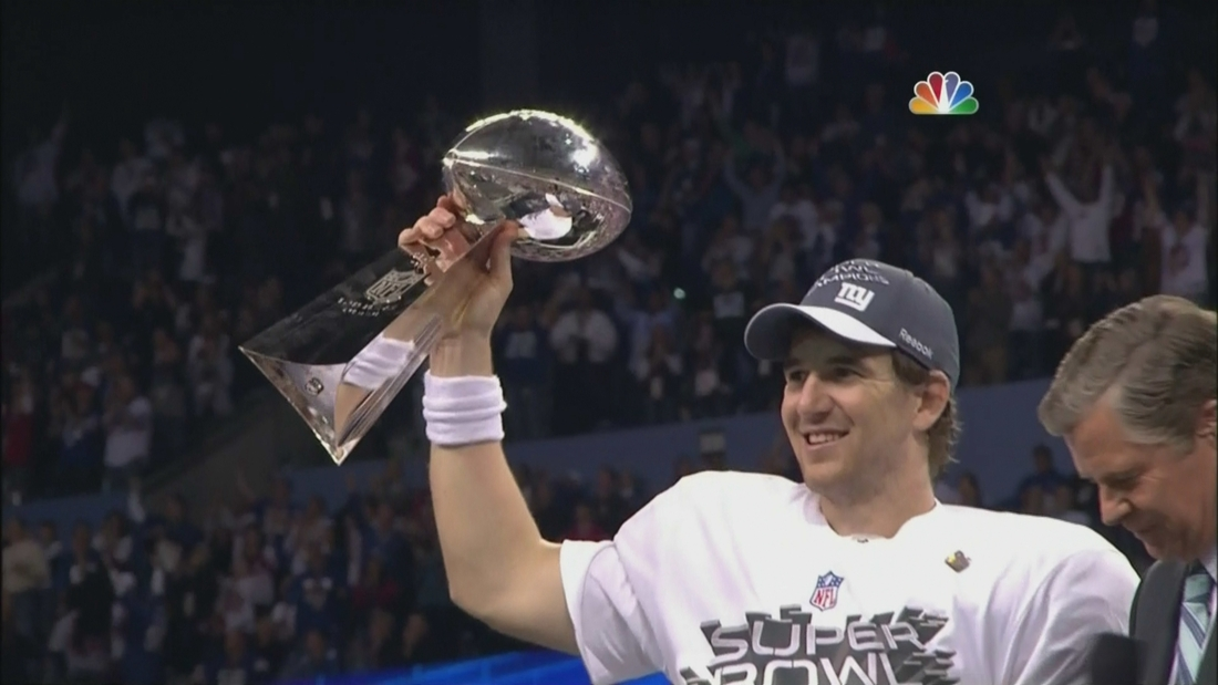 What was the final score of the 2012 Super Bowl?