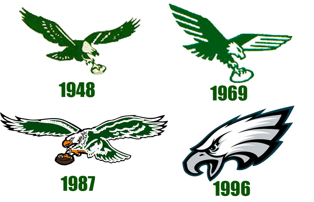 video nfl logo redesigns from 1996 2012 a history of pissed off animals. Black Bedroom Furniture Sets. Home Design Ideas