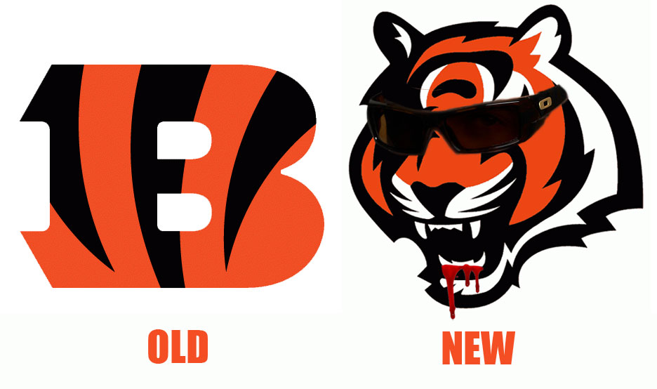 Video nfl logo redesigns from 1996 2012 a history of pissed off bengalsmedium voltagebd Choice Image