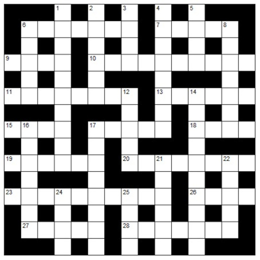as a result of that crossword clue
