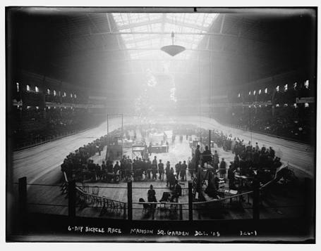 Madison Square Garden, early c20th