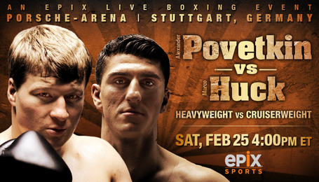 ALEXANDER POVETKIN VS. MARCO HUCK PREVIEW: CAN HUCK OVERCOME THE ODDS?