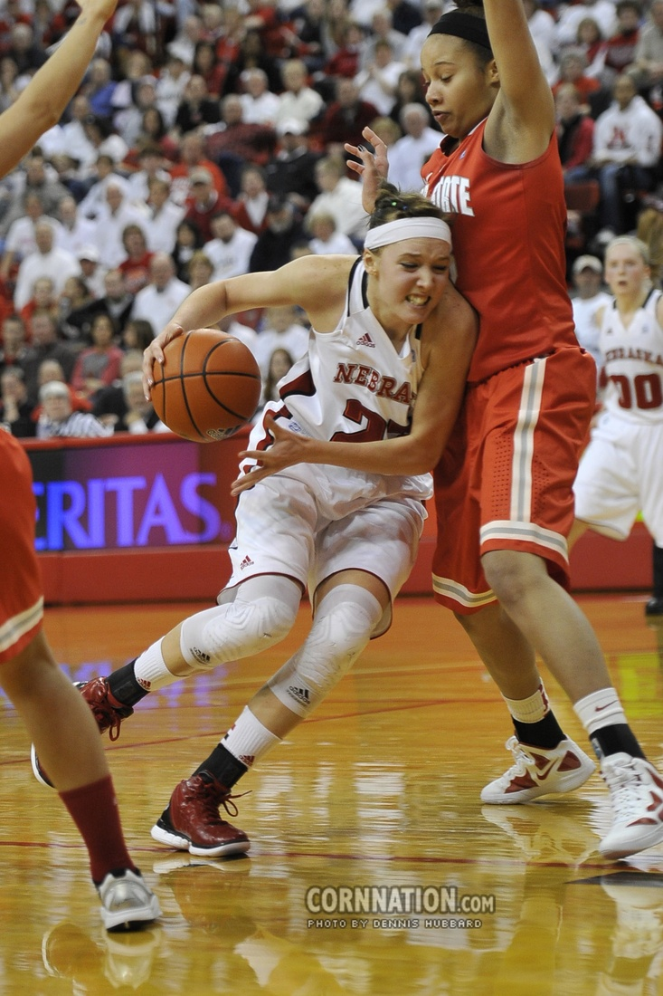 Huskers Emily Cady