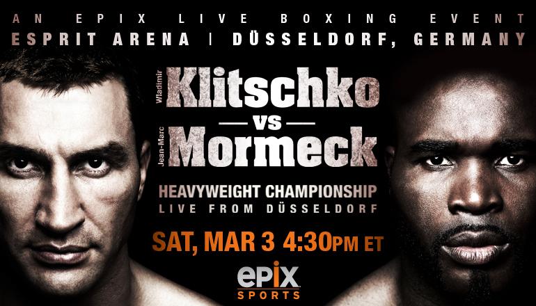Klitschko vs Mormeck, Pongsaklek, Montiel, Joan Guzman: Boxing TV ...