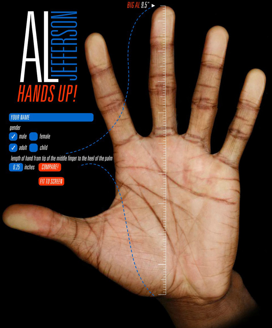 nfl.com how does nfl measure hand size