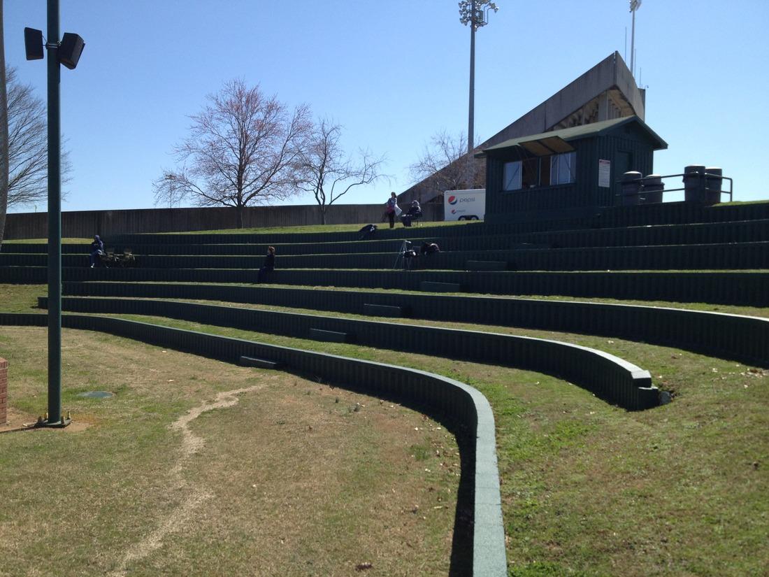 Weekend recap boilermaker baseball at murray state for Terrace seating