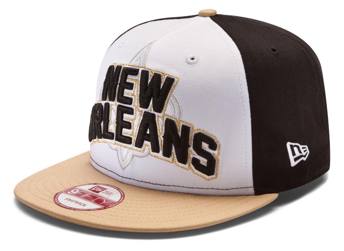 Saints 2012 NFL Draft Day Hats - Canal Street Chronicles 3e03d4e1f48