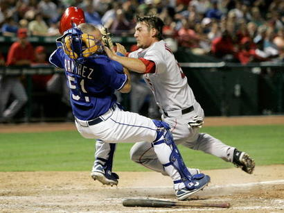 Rangers beat Angels