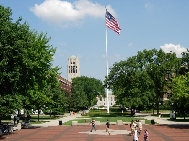 university of michigan campus - photo #31