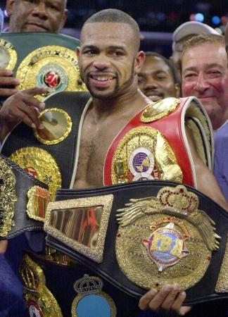 roy jones jr. Roy Jones, Jr., and ten of his