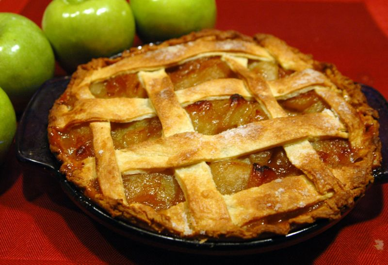 Mmmm Apple Pie