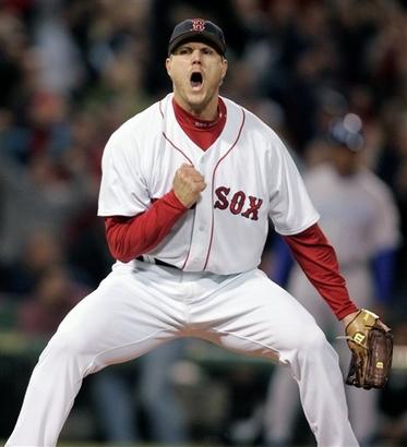 Red sox baseball for Jonathan papelbon tattoos