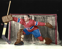 jacques plante 1952 1963 eyes on the prize