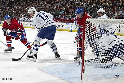 Habs-Leafs