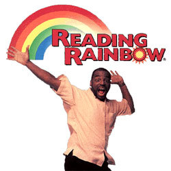 Reading Rainbow Signs Off. The end of an era.