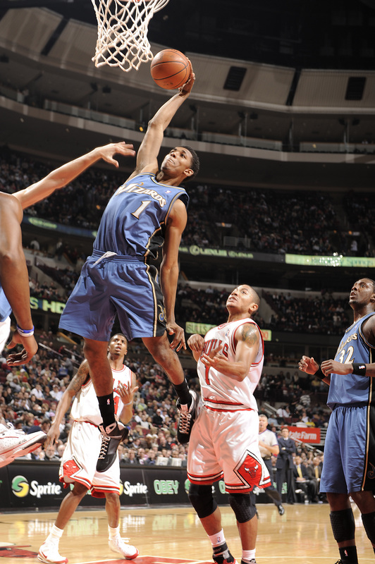 Nick Young For Slam Dunk Contest 2010 - Bullets Forever