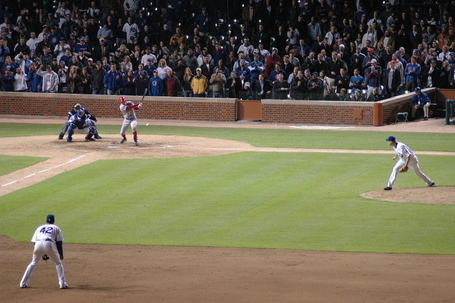 Kerry Wood gets the last out