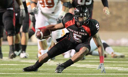 Image result for michael crabtree texas tech