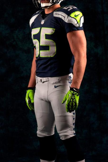 74e4bfccfb2 Seahawks New Uniforms  Pictures Of Nike's Changes - SBNation.com