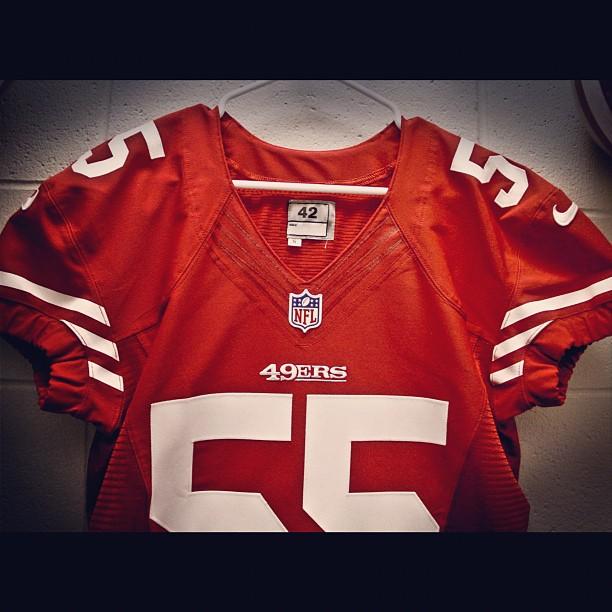 49ers Nike Uniform Revealed Not Too Drastic A Change