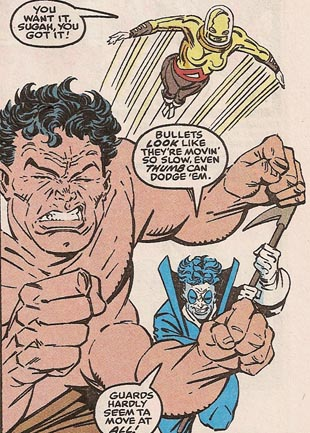 The 40 Worst Rob Liefeld Drawings - Progressive Boink