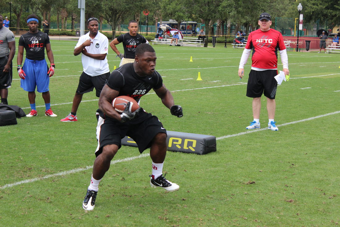 Football Recruiting 2013: Star Recruits Shine At Orlando ... - photo#49