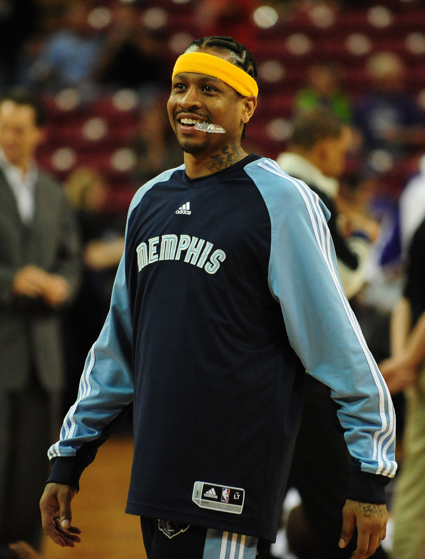 reputable site 1fa8c ddf5e Great Grooming Moments In Memphis Grizzlies History ...