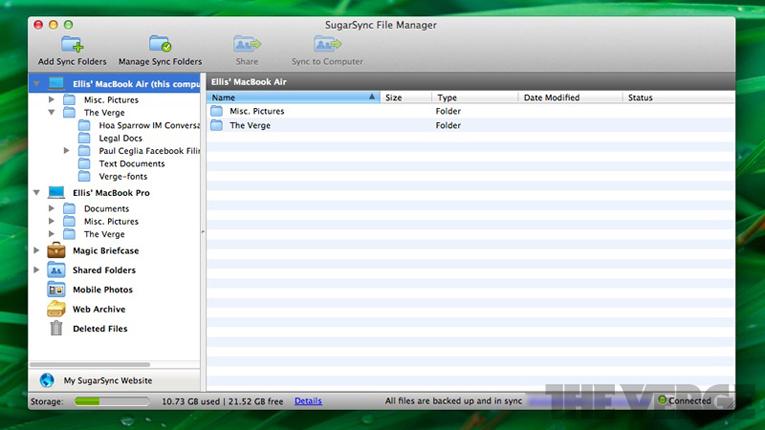 Google Drive vs  Dropbox, SkyDrive, SugarSync, and others: a