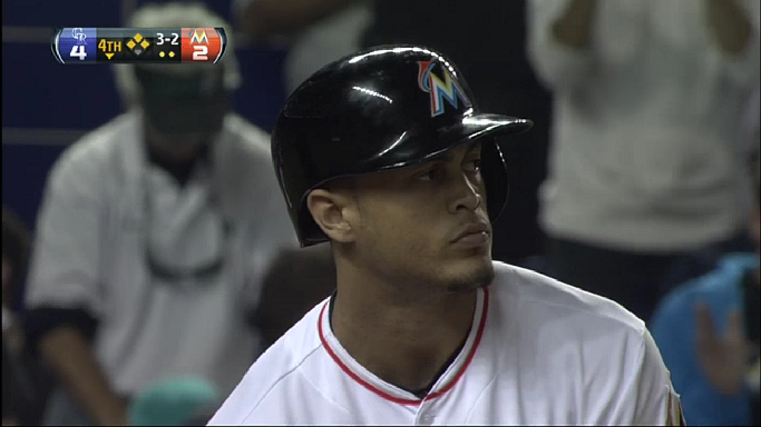 Giancarlo Stanton Does The Obvious Thing - SBNation com