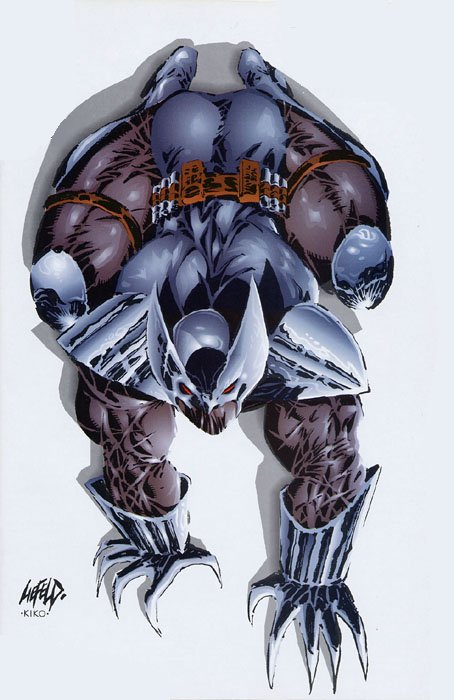 40 More Of The Worst Rob Liefeld Drawings Numbers 10