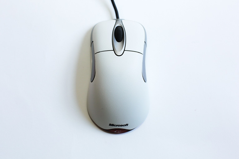 Status Symbols: Microsoft IntelliMouse | The Verge