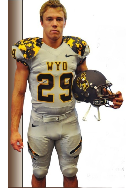 944b150f4 Wyoming To Wear Camo Uniform In 2012 - Cowboy Altitude
