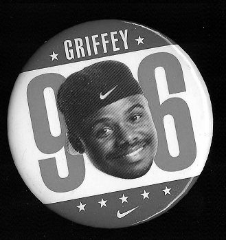 0a251f3a98 August, 1996. Bob Dole stood as the Republican nominee to challenge the  Democratic incumbent, Bill Clinton. Griffey, who was