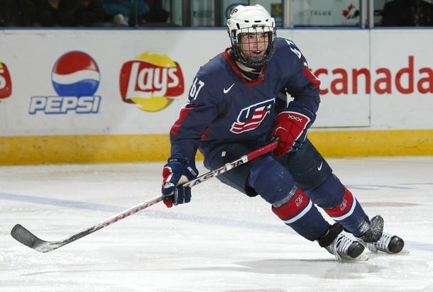 c76794515 2009 NHL Draft Prospect Preview  Kyle Palmieri - Blueshirt Banter