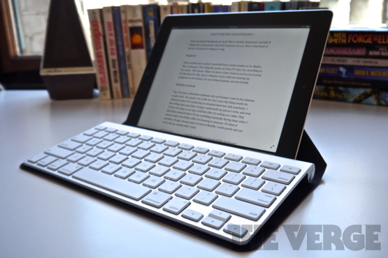 the best ipad keyboard is it time to finally ditch your laptop the verge. Black Bedroom Furniture Sets. Home Design Ideas