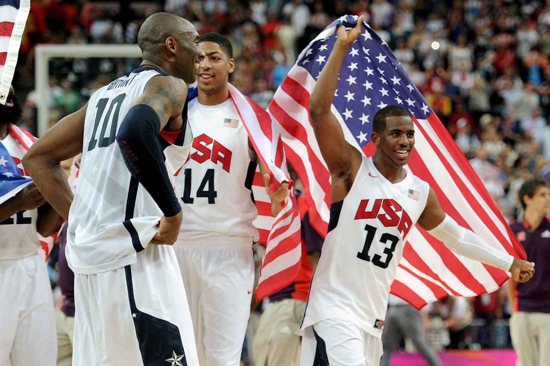 American Beauty  The Joy Of Usa Basketball In 2012