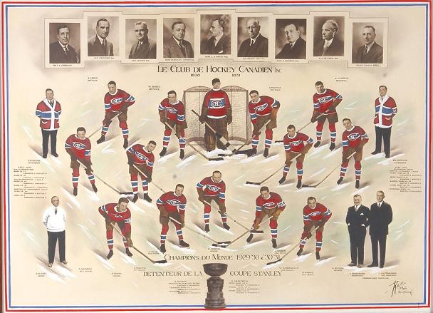 A History of the Montreal Canadiens Ownership  Part I — 1909-1935 ... 431f3d138c03