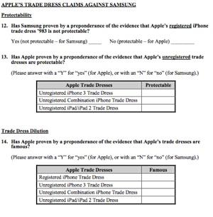 Apple vs  Samsung: inside a jury's nightmare | The Verge