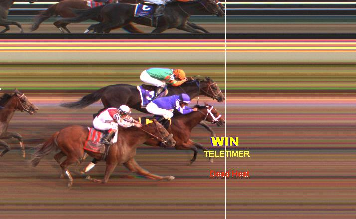 2012 Travers Photo Finish Can T Separate Golden Ticket