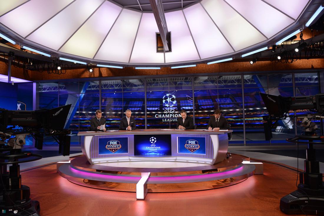Fox Soccer Breaks In New Match Day Studio - LAG Confidential