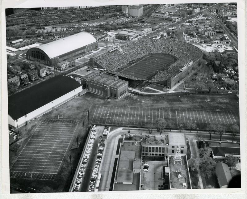 Memorial Stadium 1924 1992 The Daily Gopher